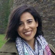 Sara Uzquiano. Estudiante de Doctorado